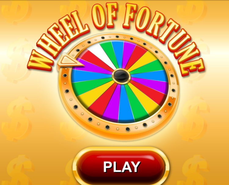 Play Wheel of Fortune online to gain some experience and win money