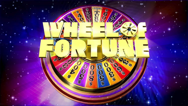 Wheel of fortune game as a way to win a big prize for short time