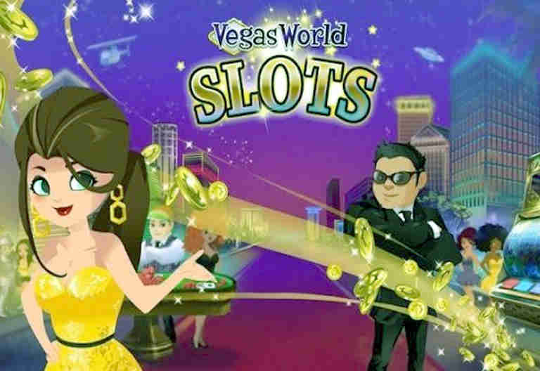 Vegas World free slots for social players